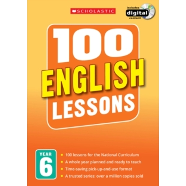 100 English Lessons: Year 6