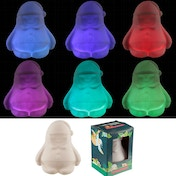 Colour Change Sleepy Sloth Decorative LED Nightlight