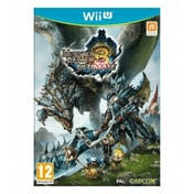 Monster Hunter 3 Ultimate Game Wii U