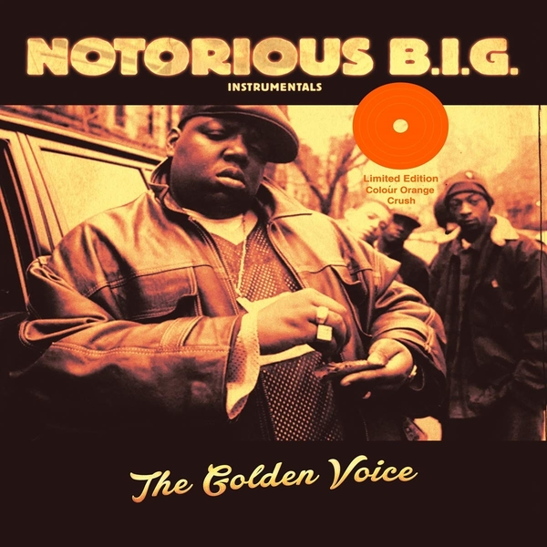 Notorious B.I.G. - The Golden Voice (Instrumentals) Vinyl