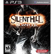 Silent Hill Downpour Game PS3 (#)