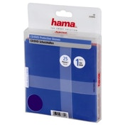 Hama CD/DVD Protective Sleeves 25, coloured