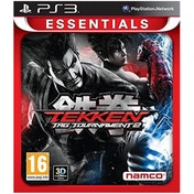 Tekken Tag Tournament 2 Game PS3 (Essentials)