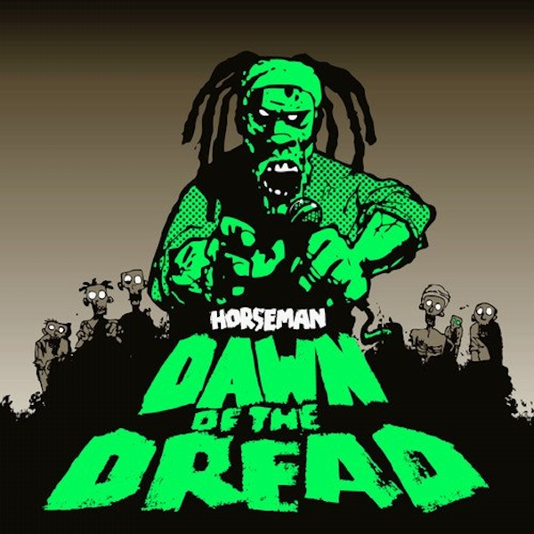 Horseman - Dawn Of The Dread Vinyl
