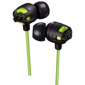 JVC HAFX103MG Xtreme Xplosives In Ear Headphones with Mic & Remote Green