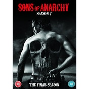 Sons of Anarchy: Season 7 DVD