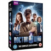 Doctor Who Complete Series 6 DVD