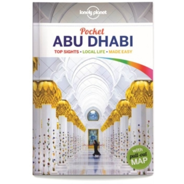 Lonely Planet Pocket Abu Dhabi by Jenny Walker, Lonely Planet (Paperback, 2015)