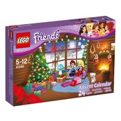 Ex-Display Lego Friends Advent Calendar - 41040 Used - Like New