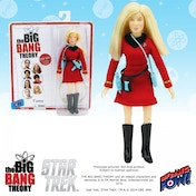 Big Bang Theory Star Trek TOS 8 Inch Retro Figure Penny as Operations