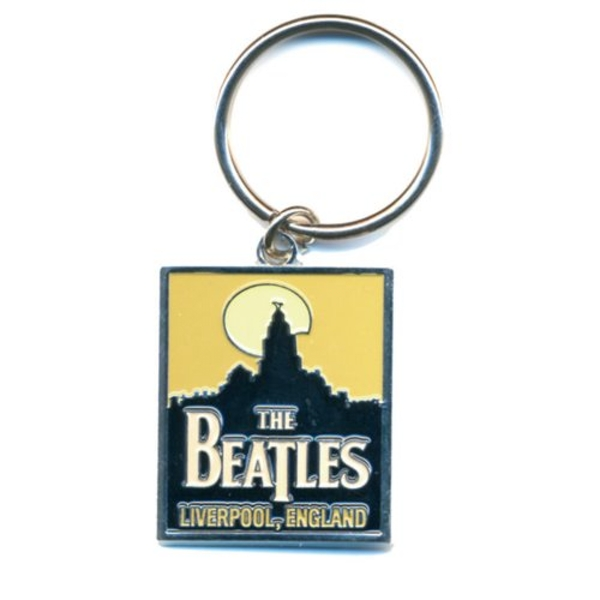 The Beatles - Liverpool Keychain