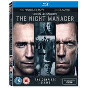 The Night Manager Blu-ray