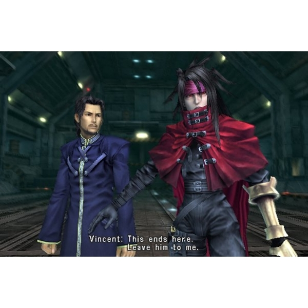 Final Fantasy VII 7 Dirge of Cerberus Game PS2 - Image 2