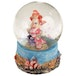 Mini Mermaid Snow Globe (1 Random Supplied) - Image 3