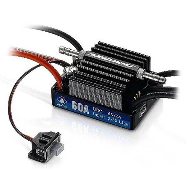 Hobbywing Seaking 60A V3.1 Speed Controller