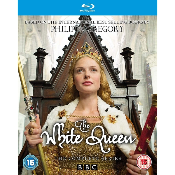 The White Queen - The Complete Mini-Series Blu-ray