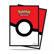 Ultra Pro Pokeball Standard 65 Trading Card Sleeves