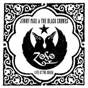 Jimmy Page Black Crows - Live At The Greek Vinyl