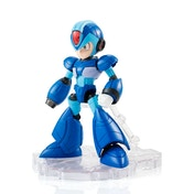 Megaman (Rock Man Unit) Bandai Tamashii Nations NX Edge Figure