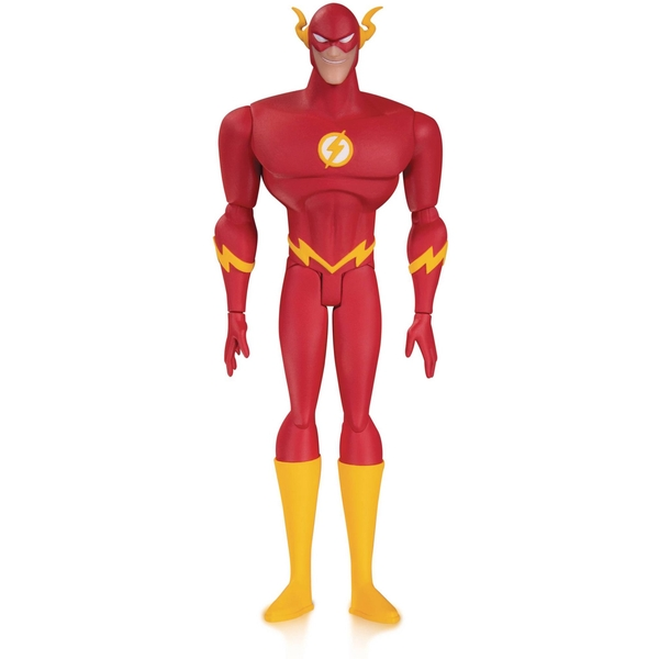 The Flash (Justice League The Animated Series) DC Action Figure