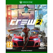 The Crew 2 Xbox One Game [Used]