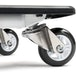 Xootz Kids Y Flicker Scissor Scooter, Folding 3 Wheel Tri Drifter Scooter with Adjustable Handlebars - Black/White - Image 2