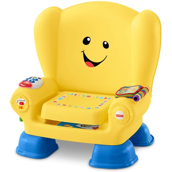 Fisher Price - Smart Stages Yellow Chair
