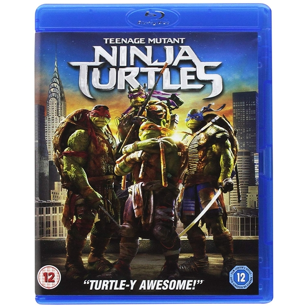 Teenage Mutant Ninja Turtles Blu-Ray (1 Disc)