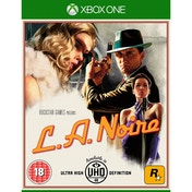 L.A.Noire Xbox One Game