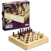 Chess Travel Board Game