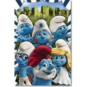 The Smurfs New York Maxi Poster