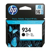 HP C2P19AE (934) Ink cartridge black, 400 pages, 9ml