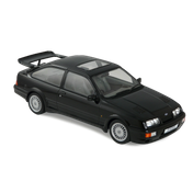1986 Ford Sierra RS Cosworth - RHD Black 1:18 Diecast Model