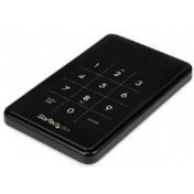 StarTech 2.5 inch USB 3.0 Encrypted SATA III Hard Drive Enclosure