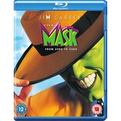 The Mask Blu-ray (Region Free)