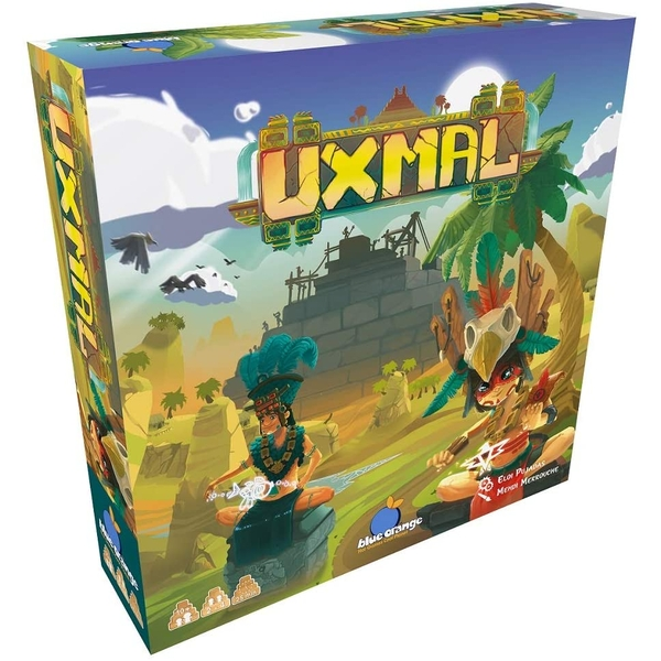 Uxmal Board Game