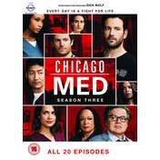 Chicago Med Season 3 DVD