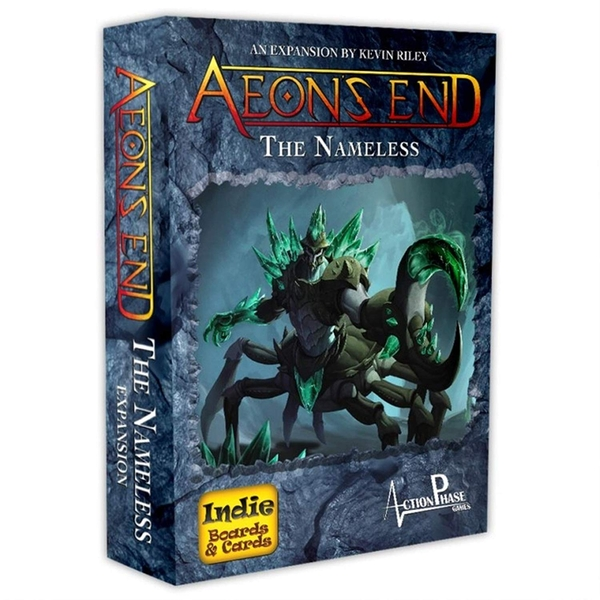 Aeon's End The Nameless 2nd Edition Expansion