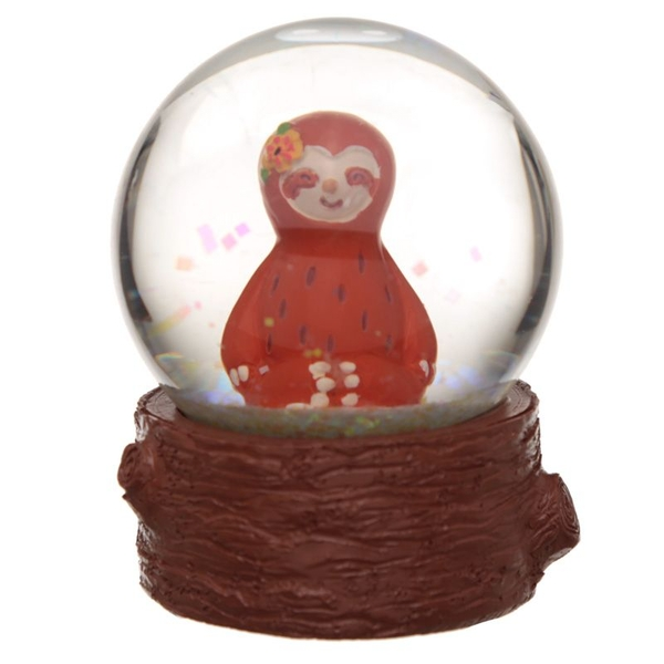Sloth Snow Globe Waterball
