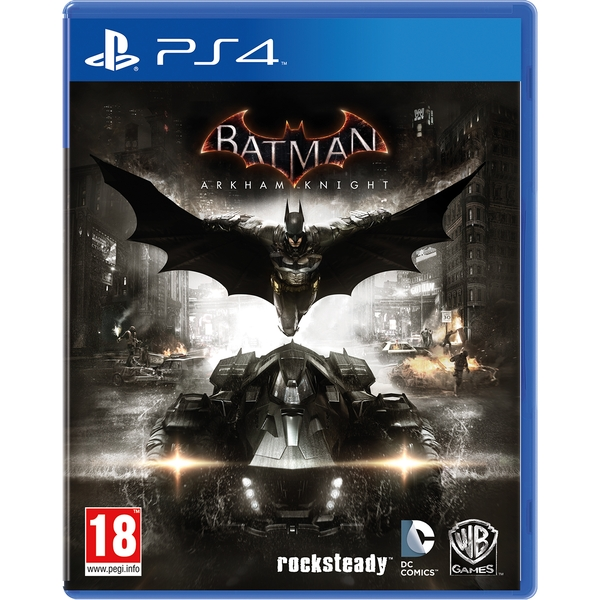 Batman Arkham Knight PS4 Game [Used]