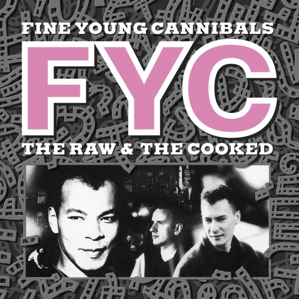 Fine Young Cannibals - The Raw & The Cooked Vinyl