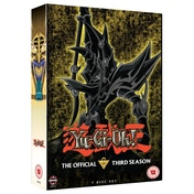 Yu-Gi-Oh! Season 3 The Official Third Season (Episodes 98-144) DVD