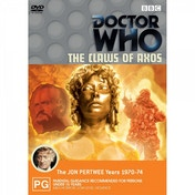 Doctor Who The Claws of Axos DVD