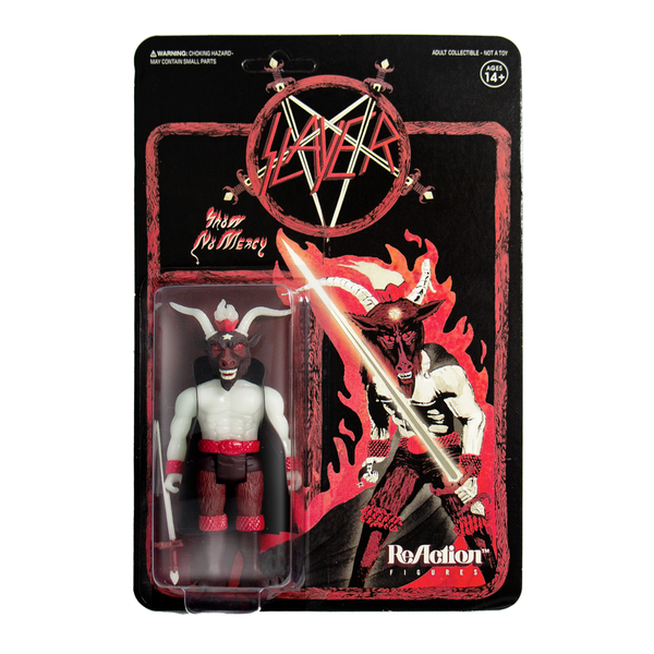 Minotaur Glow in the Dark (Slayer) ReAction Figure