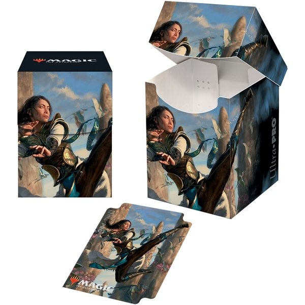 Ultra Pro Magic The Gathering: Ikoria V3 PRO 100+ Deckbox