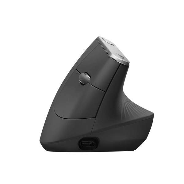 Logitech MX Vertical, Wire and Wireless Bluetooth Advanced Ergonomic Mouse