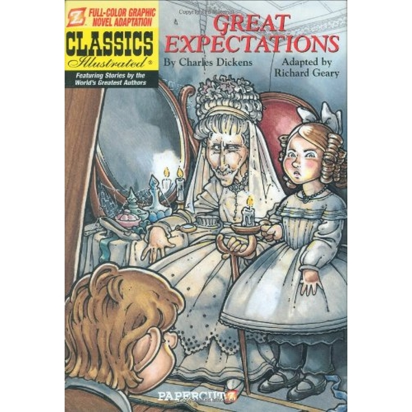 Classics Illustrated 1: Great Expectations Hardcover