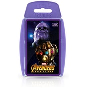 Marvel Avengers Infinity War Top Trumps