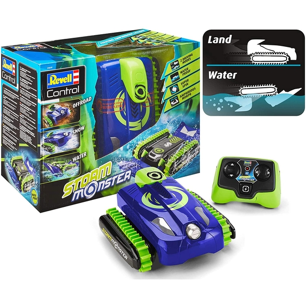 Storm Monster Revell Control RC Car