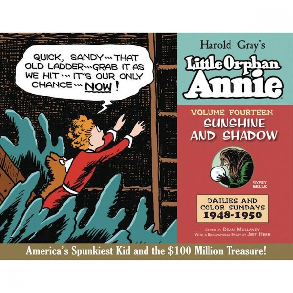 Little Orphan Annie  Complete: Volume 14 Hardcover